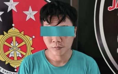 Pelaku Penggelapan Sepeda Motor di Asahan Ditangkap Polisi