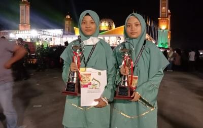 STQH Nasional di Maluku, Dua Putri Palas Raih Peringkat Pertama
