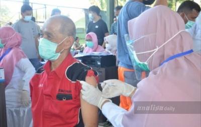 Pasien Covid-19 Aceh Makin Berkurang