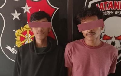 Gelapkan Sepeda Motor, 2 Pemuda di Asahan Ditangkap Polisi