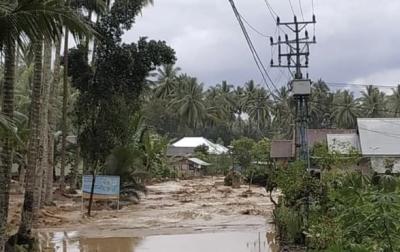 BNPB Koordinasi dengan BPBD Tolitoli Pascabanjir Bandang