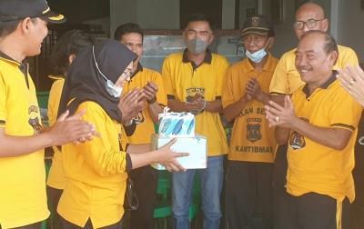 KBPP Polri Sumut Peringati HUT ke-63 Syaiful Syafri dengan Jalan Sehat Kamtibmas