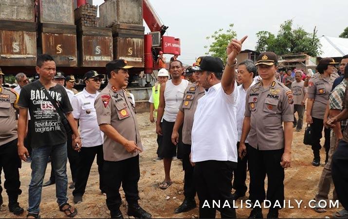 polda-sumut-ultimatum-penghambat-pembangunan-jalan-tol