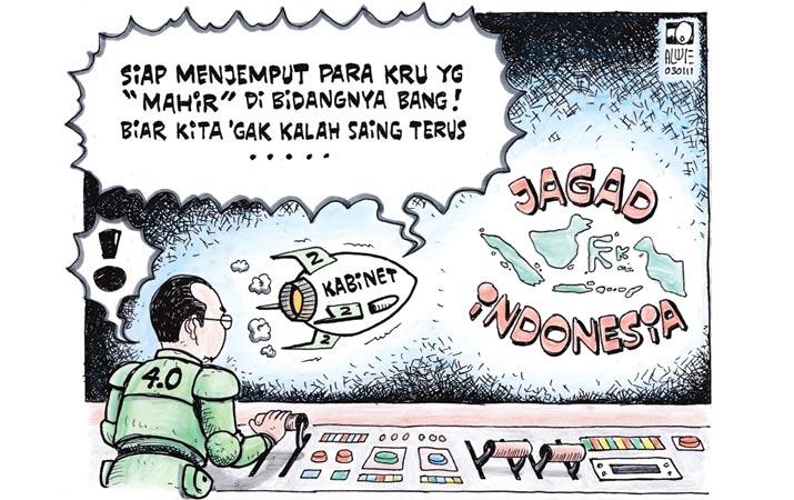 menatap-kabinet-indonesia-kerja-jilid-ii