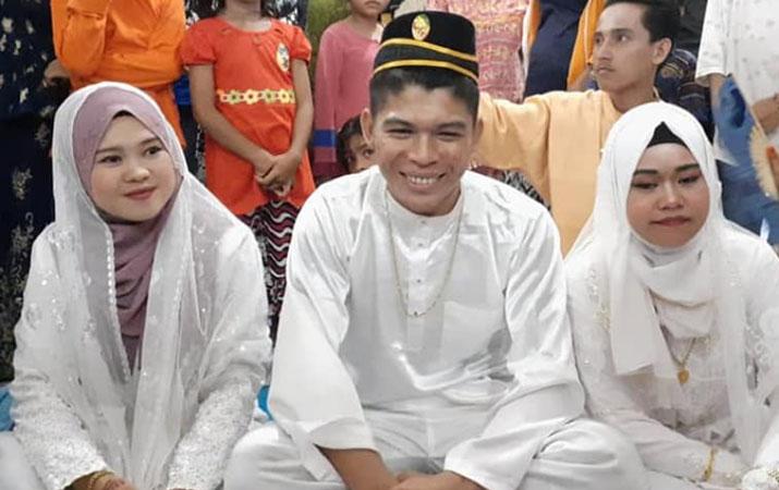 seorang-pria-malaysia-menikahi-2-wanita-sekaligus