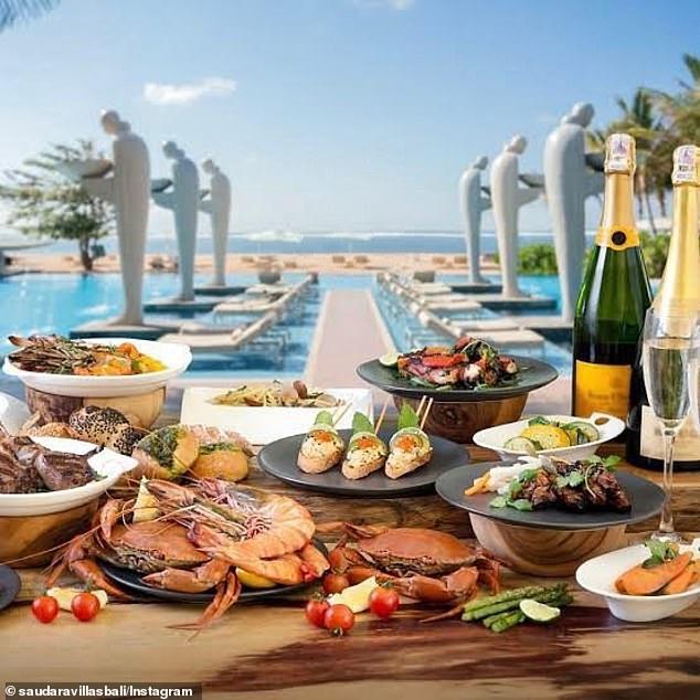 Makanan Paling Mewah Di Dunia Ada Di Bali Destinasi